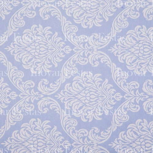 REF.461 - Passadeiras Floral Azul Claro MB