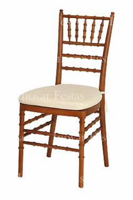 Cadeira Tiffany Imbuía